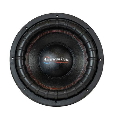 "American Bass XFL-15 15"" Subwoofer 2000W 3"" DVC"