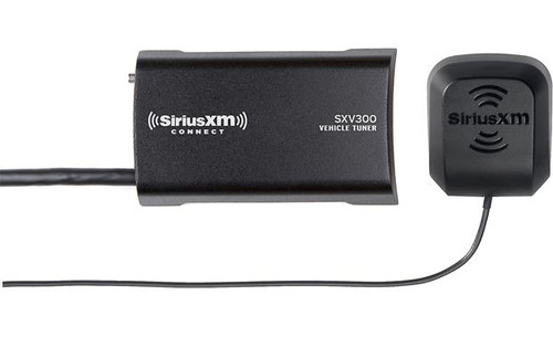 Sirius XM Satellite Radio Add On SXV300V1 Universal Vehicle Tuner for Sirius XM Ready Stereos Only Enjoy SiriusXM satellite radio with your compatible aftermarket or factory radio (subscription sold separately by SiriusXM)