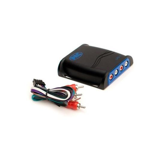PAC Audio LP5-4 LocPRO Series 4-Channel Line Output Converter