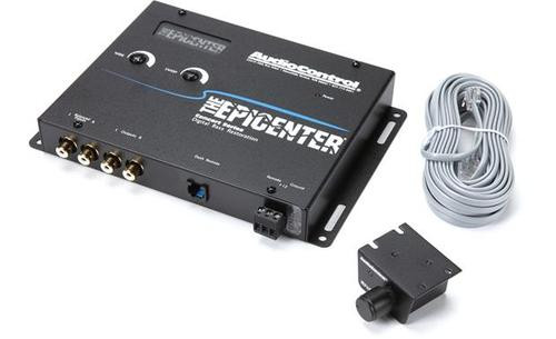 AudioControl Digital Bass Restoration Processor The Epicenter Concert Series