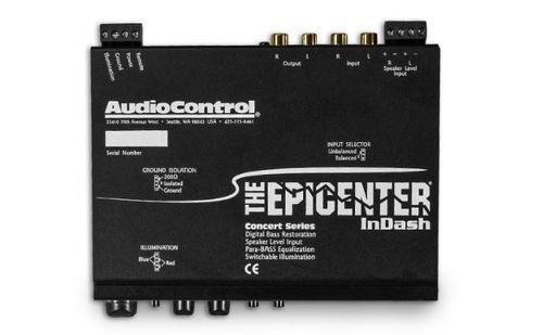 AudioControl In-Dash Digital Bass Restoration Processor - The Epicenter