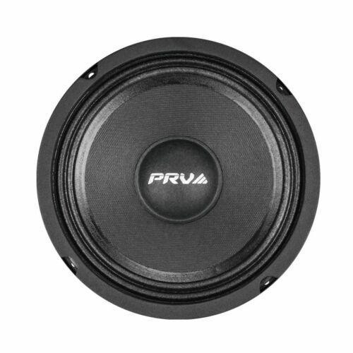 "PRV Audio 6MB250-NDY-4 6"" Neo Mid Bass Range Loud Speaker 4 Ohm 250 Watts"