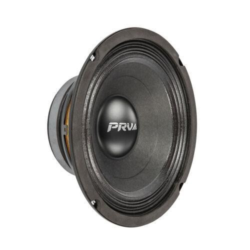 "PRV Audio 8"" Midbass Woofer 4 Ohms 450 Watts Car Audio 8MB450-4"