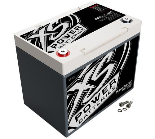 XS Power SB500-24 12-Volt SuperBank 500 Farad Capacitor Group 24