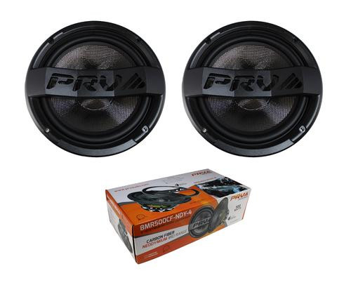 "PRV Audio 8"" Neodymium Mid Range Water Resistant Loudspeakers 8MR500CF-NDY-4 (Pair)"