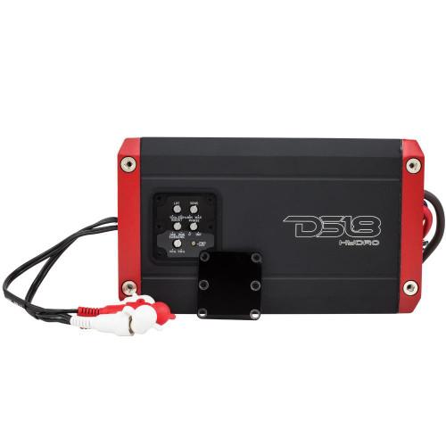 DS18 NXL600.1D Water Proof Marine Grade 1200 Watt Monoblock Amplifier IPX6