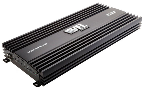 American Bass VFL Comp 350.4 High Power 4 Channel Class AB Amplifier