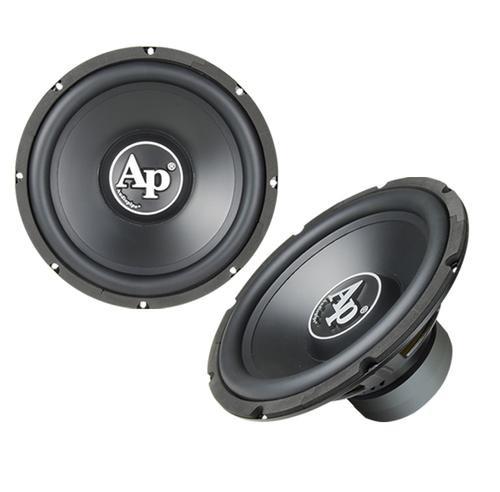 "Audiopipe 12"" Woofer 1000W Max 4 Ohm DVC TS-PP2-12D4"
