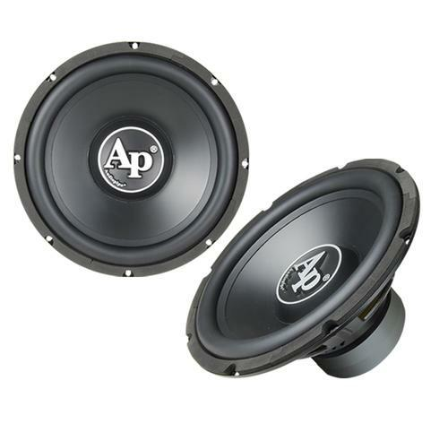 """Audiopipe 15"""" Woofer Dual 4 Ohm 1500W Max TS-PP2-15D4"""