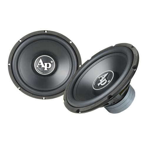 """Audiopipe 12"""" Woofer 1600W Max Dual 4 Ohm TS-PP3-12D4"""