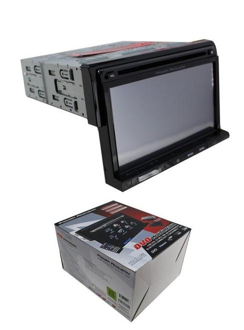 Power Acoustik PD-710B Single Din 7″ Multimedia Source Unit w/ Built-in Bluetooth
