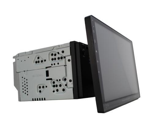 "Power Acoustik 10.6"" LCD 1080p BT/CD/DVD Head Unit w/ GPS + MHL PhoneLink PDN-1060HB"
