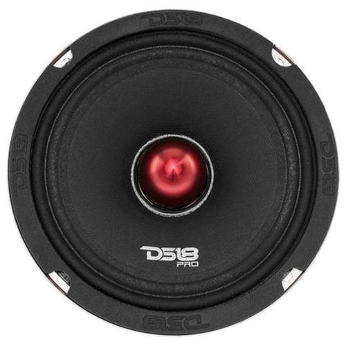"""DS18 PRO-X6.4BM 6.5"""" Midrange Full Range Speakers Loudspeaker 600W Bullet 4 Ohm"""