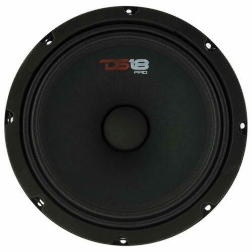 DS18 PRO-GM10 10 Inch Classic Midrange Loud Speaker 8-Ohms - 660 Watts Max