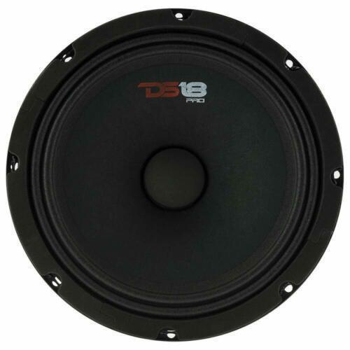 DS18 PRO-GM10 10 Inch Classic Midrange Loud Speaker 8-Ohms - 660 Watts Max