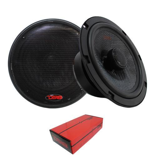 """6.5"""" Car Door Coaxial Neo Speaker 4 Ohms 360W DS18 Elite Z-654"""