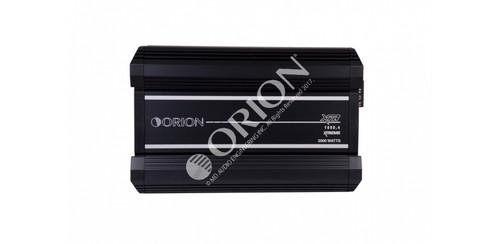 Orion XTR1000.4, 4 Channel Amplifier, 1000 Watts RMS