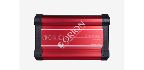 ORION HCCA HCCA3000.1D-SPLX CLASS D MONOCHANNEL 1 OHM STABLE AMPLIFIER 3000 WATTS RMS