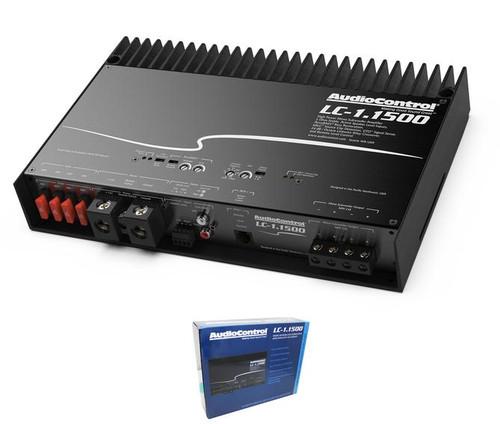 AudioControl Monoblock 1500 Watt Class D Subwoofer Amplifier w/ Accubass