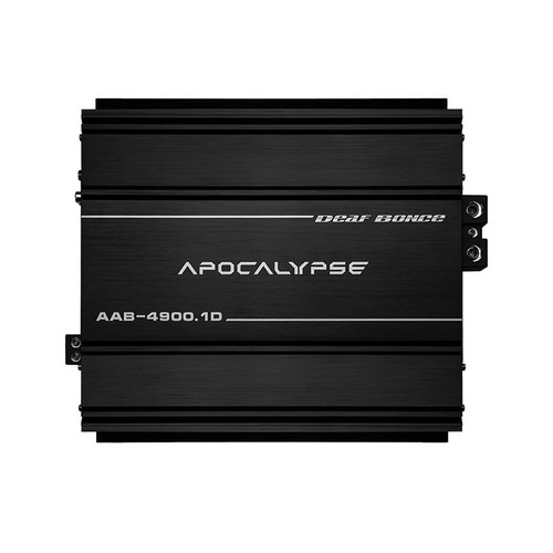 Deaf Bonce Apocalypse AAB-4900.1D Monoblock Class D 5050 W Competition Amplifier