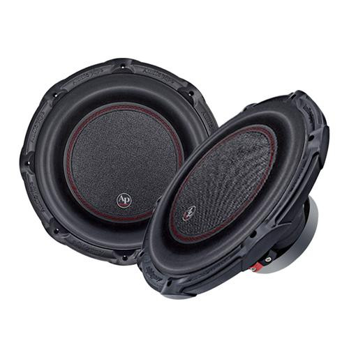 """Audiopipe TXX-BDC1 10"""" Subwoofer - Single Stack, D4, 400RMS/800MAX  Product Specifications Size 10 inches  Power (P.M.P.O) 800 Watts  Power (R.M.S) 400 Watts  Frequency Response 26-1000Hz  Sensitivity 88dB  Voice Coil 2.5"""" 4-Layer Black Alum.  Mounting Depth 158 mm (6 1/14"""")  Impedance 2 x 4 Ohms 4-Layer  Strontium Magnet 60 Oz."""