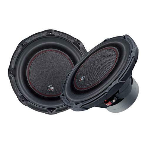 """Audiopipe TXX-BDC2 15"""" Subwoofer - 1000RMS/2000MAX, Dual 4 Ohm, Double Stack  Product Specifications Size 15""""  Power (P.M.P.O) 2000 Watts  Power (R.M.S) 1000 Watts  Frequency Response 20-800Hz  Sensitivity 96dB  Voice Coil 3"""" BASV  Mounting Depth 209 mm (8 1/4"""")  Impedance 2 x 4 Ohms 4-Layer  Strontium Magnet 160 Oz."""