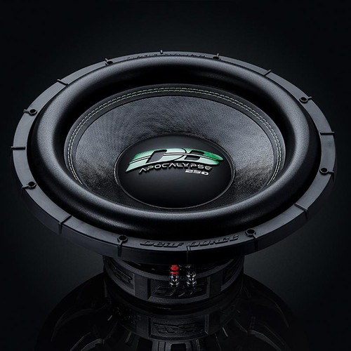 """Deaf Bonce Apocalypse 15"""" 2000 Watt Subwoofer DB-SA255  Deaf Bonce is the brand that has taken the car audio world by storm. Deaf Bonce has become synonymous with maximized car noise that few if even anyone can live up to. Deaf Bonce DB-SA255 is a powerful bass on the entire 1000W RMS in pure Deaf Bonce performance.  This listing includes: (1) Subwoofer"""