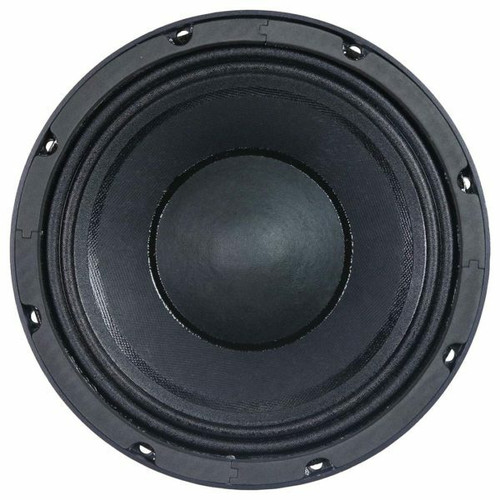 """American Bass Godfather Pro 12"""" Midbass Speaker, 425W RMS/850W Max, 4 Ohm GFP-124  12″ MIDBASS SPEAKER (SOLD EACH) GODFATHER SERIES  850 WATTS MAX 425 WATTS RMS 4 OHM IMPEDANCE  DIECAST ALUMINUM BASKET FREQUENCY RESPONSE: 50 – 3000 HZ 3″ CCAW VOICE COIL 75 OZ. STRONTIUM MAGNET TREATED ACCORDIAN SURROUND SENSITIVITY: 99 DB  MOUNT DEPTH: 5-1/8″"""
