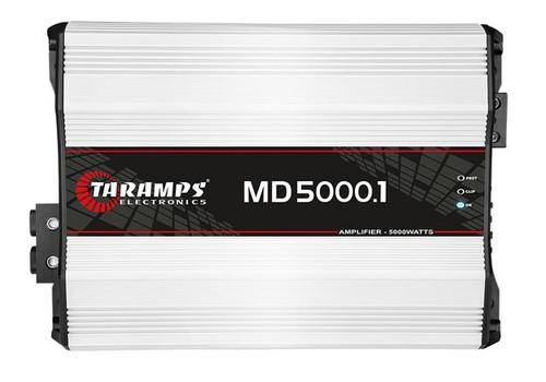 Taramps MD5000-2 Full Range Mono 2 Ohm 5000W Car Audio Amplifier Class D