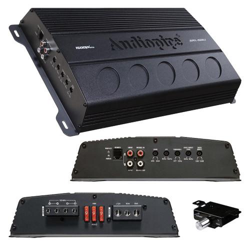 Audiopipe Mono Block Amplifier 1500 Watts - APEL-1500.1