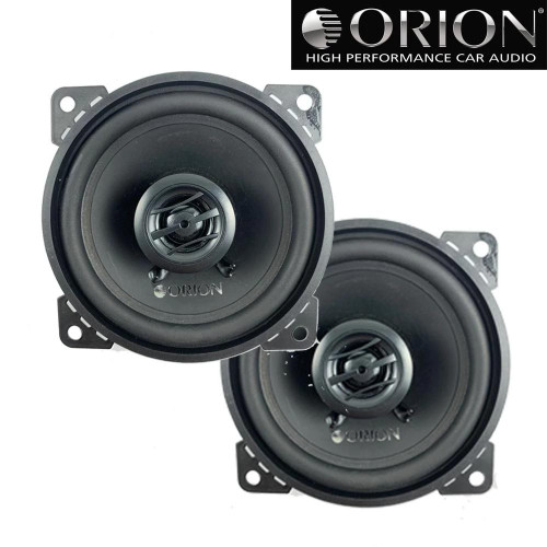 "Orion CO40 Cobalt Series 4"" 2-Way 200 Watts 4 ohms Full Range Coaxial Speakers"