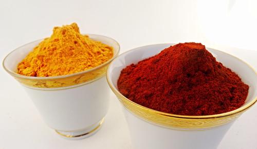 Berbere, shiro spice