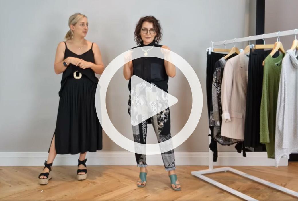 Transition your wardrobe