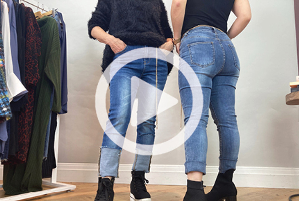 Skinny Jeans Outfit Formulas