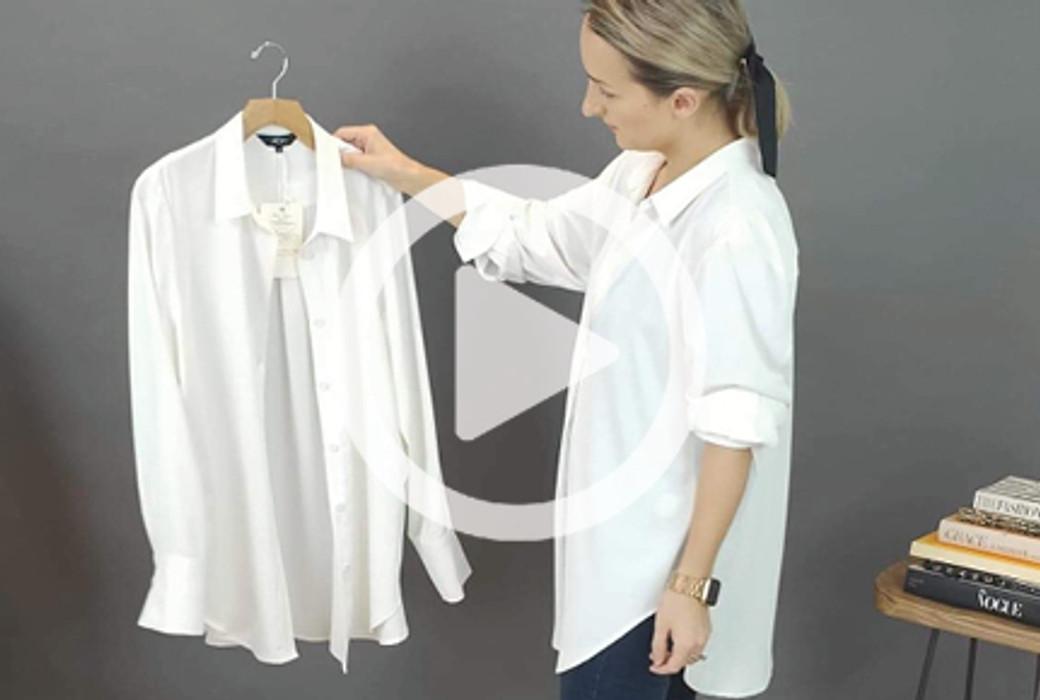 Wardrobe Staple - White Shirt