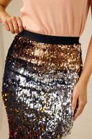 Sequin Dazzle Skirt