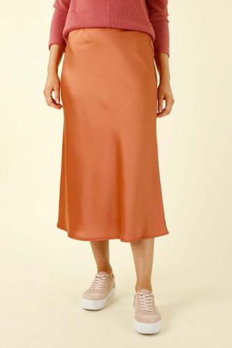 Copper Monte Carlo Bias Skirt - FINAL SALE