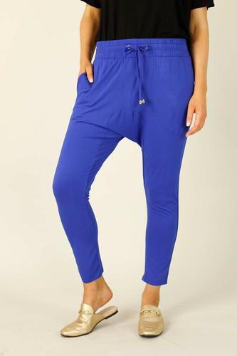 Cobalt Bamboo Drop Crotch Pant - SALE