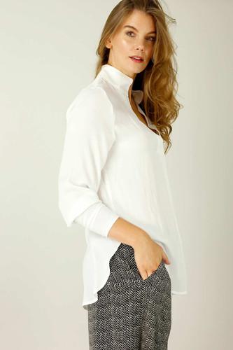 White  Seta Chelsea Shirt