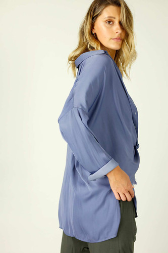 Chambray Seta Everyday Shirt