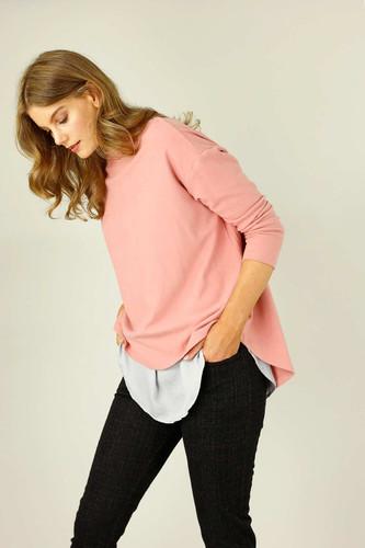 Pink Lounge Audrey Jumper