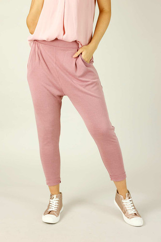 Rose Woolly Lounge Pant