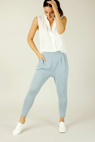 Marine Woolly Lounge Pant