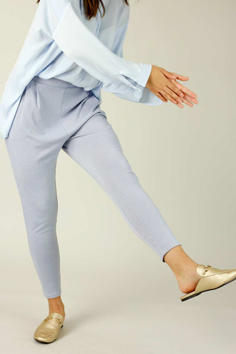 Chambray Woolly Lounge Pant