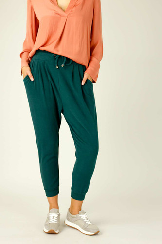Forest Lounge Slouch Pant