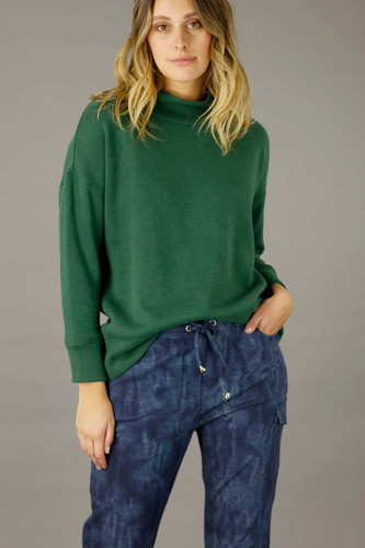 Forest Lux Oversized Jumper