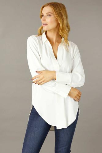 Ivory Gatsby Shirt