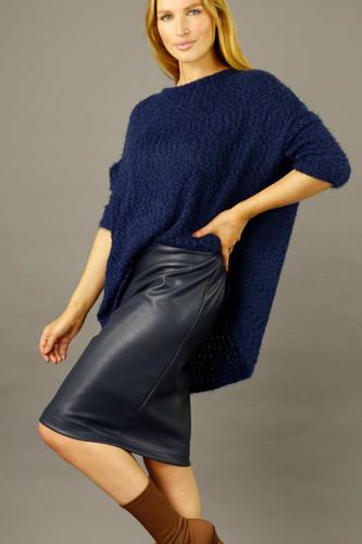 Slate Matrix Skirt