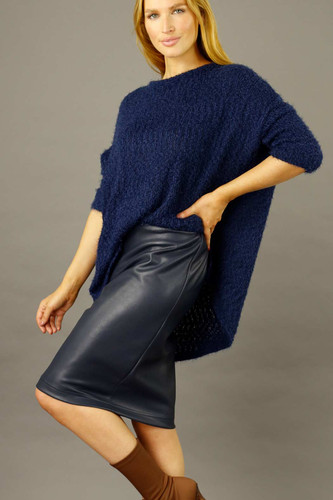 Slate Matrix Skirt - SALE