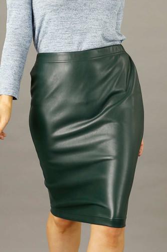 Bottle Matrix Skirt